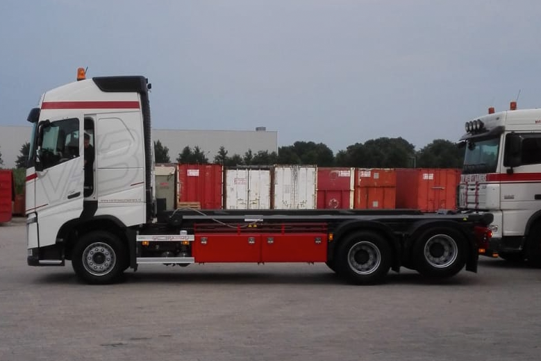 Containertransport 2